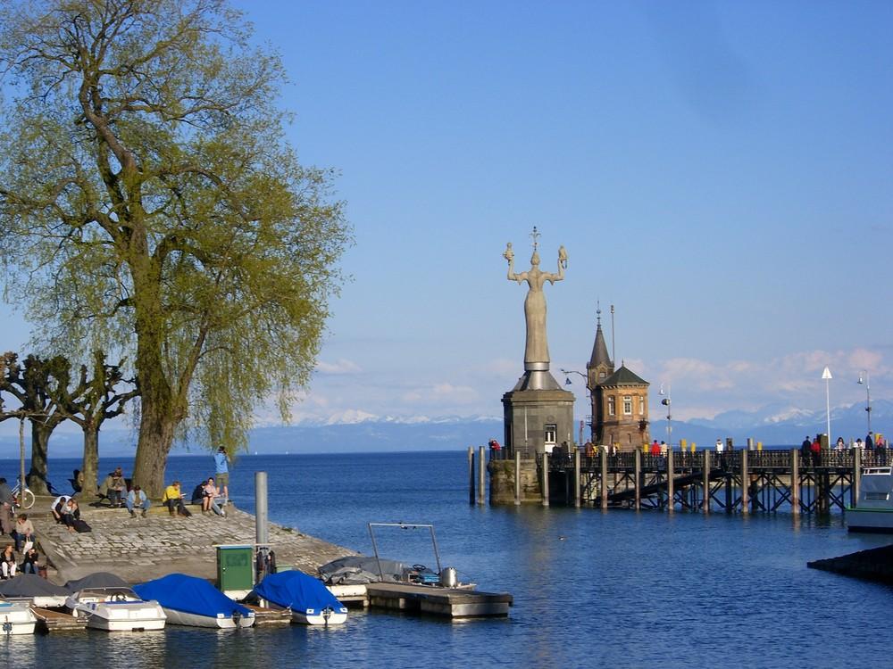 Konstanz im März