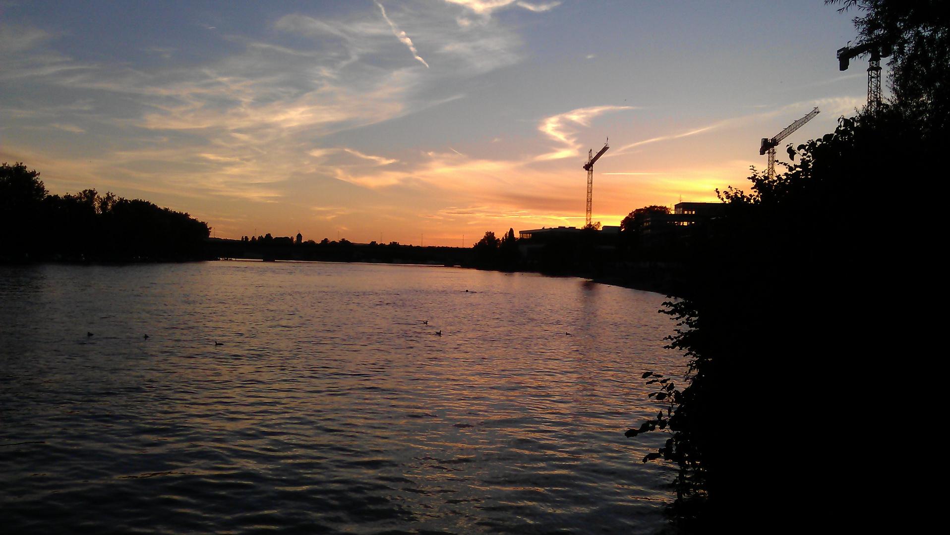 Konstanzer Rhein