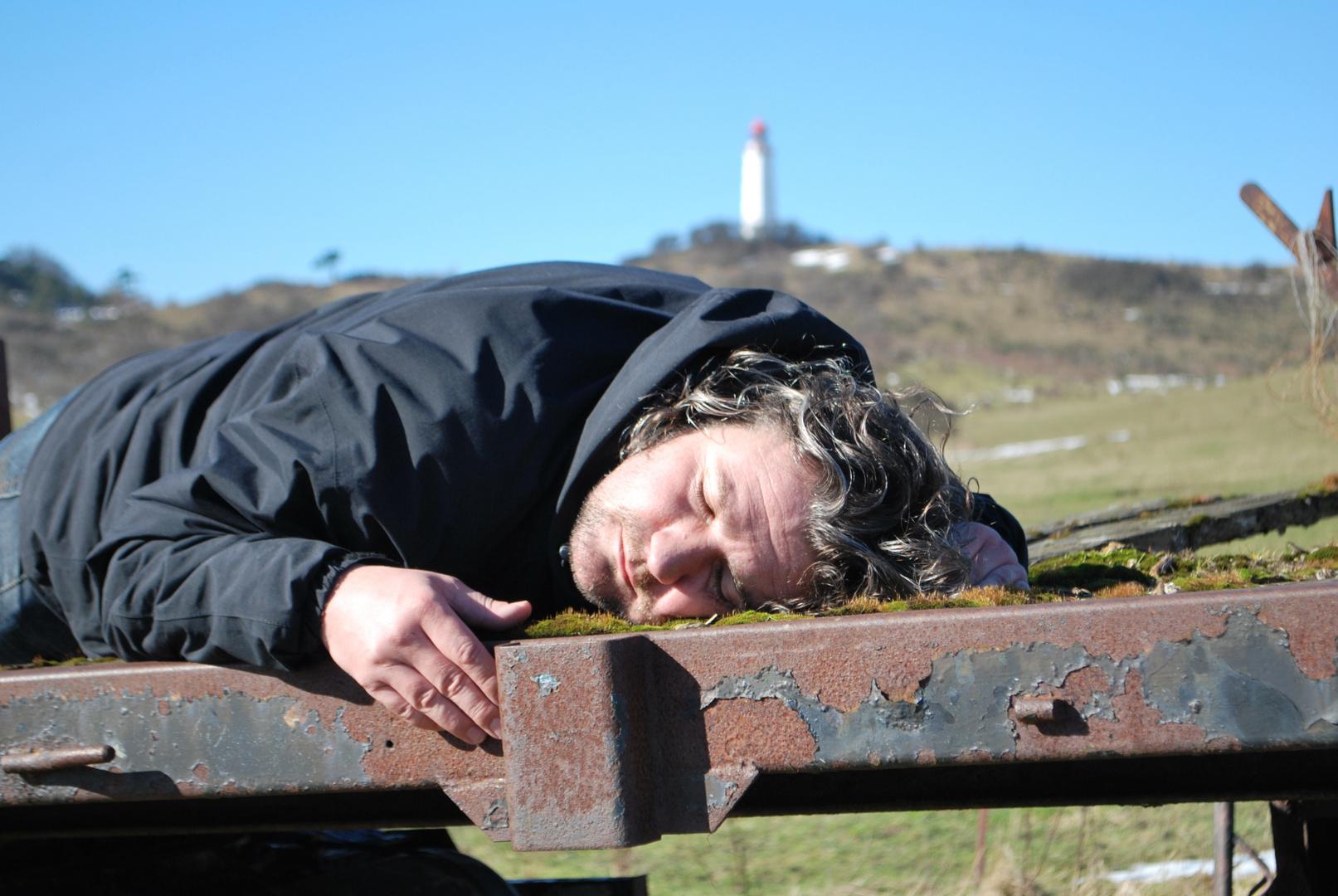 Kontakt mit Hiddensee.. mit der Natur eins sein...Ruhe
