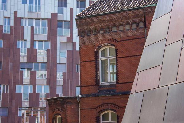 Kontraste - HafenCity Hamburg