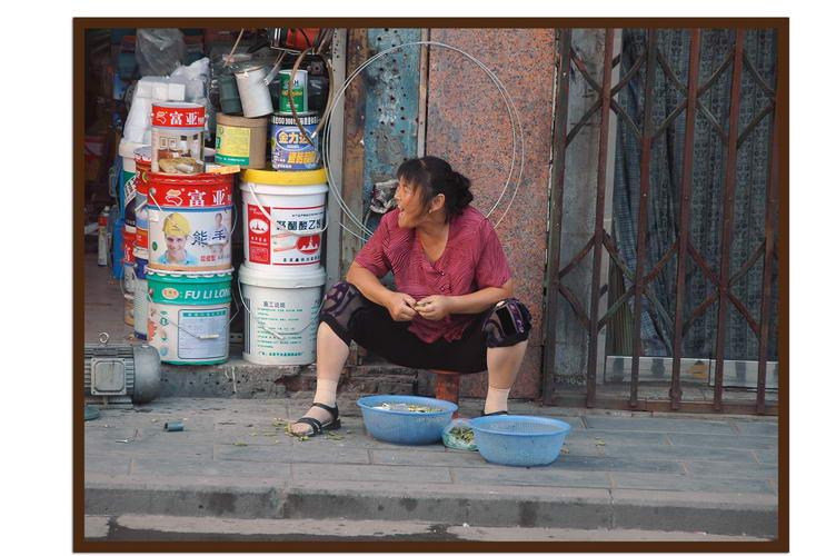 Kontraste in Beijing