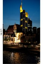 Kontraste in Frankfurt am Main