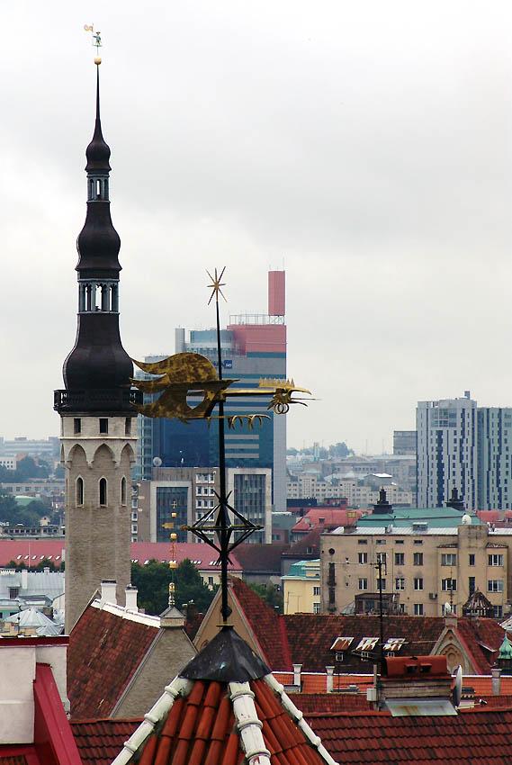 Kontraste in Tallinn