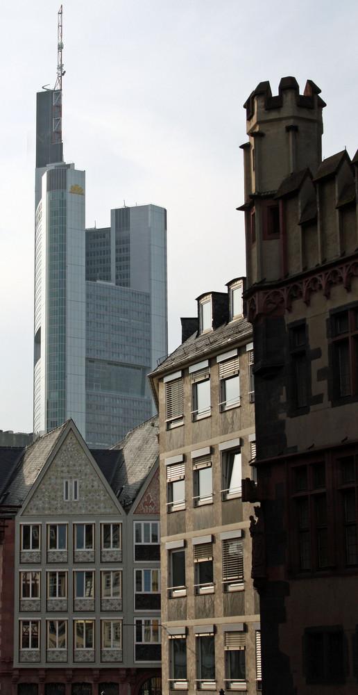 ~ Kontrastreiches Frankfurt ~