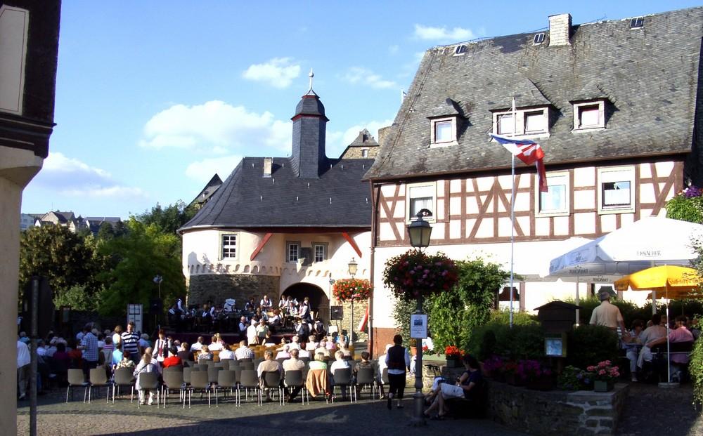 Konzert am Schloßplatz (1)