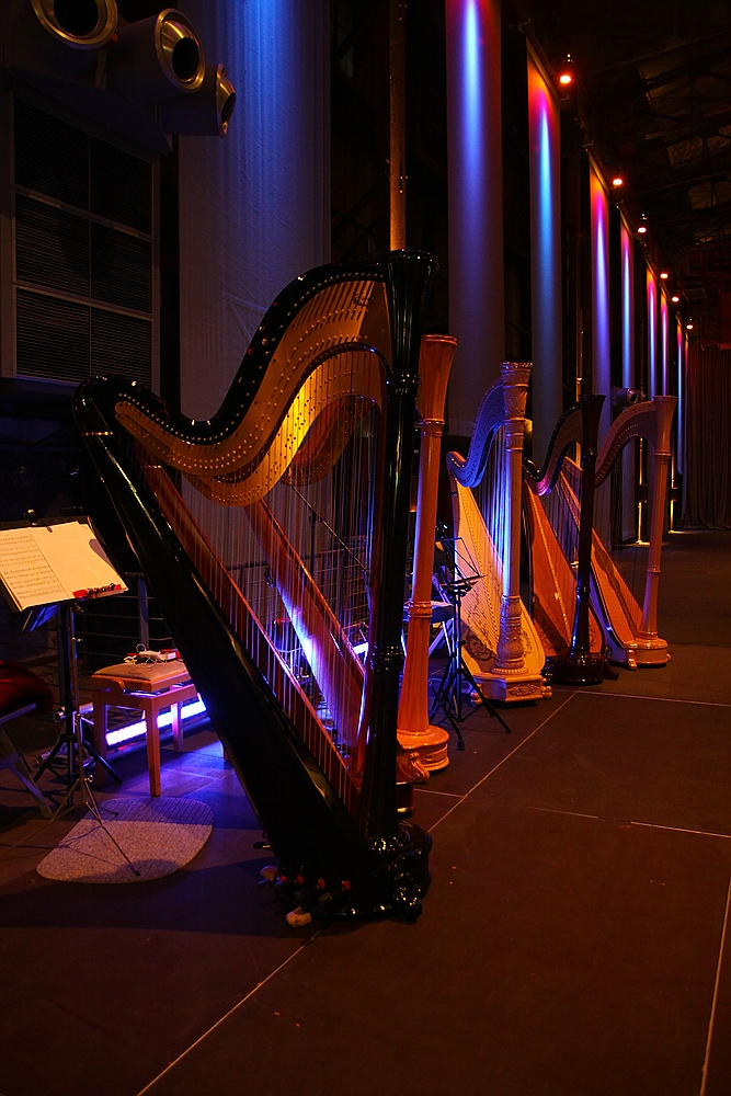 Konzert an einem außergewöhnlichem Ort