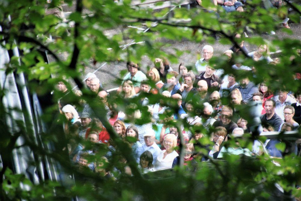 Konzert ART GARFUNKEL Stgt 200717