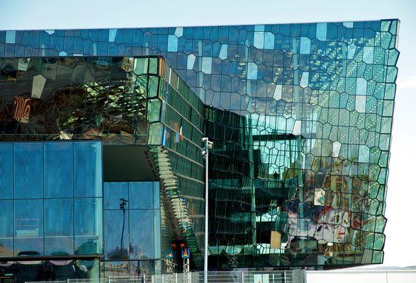 Konzerthaus in Reykjavik
