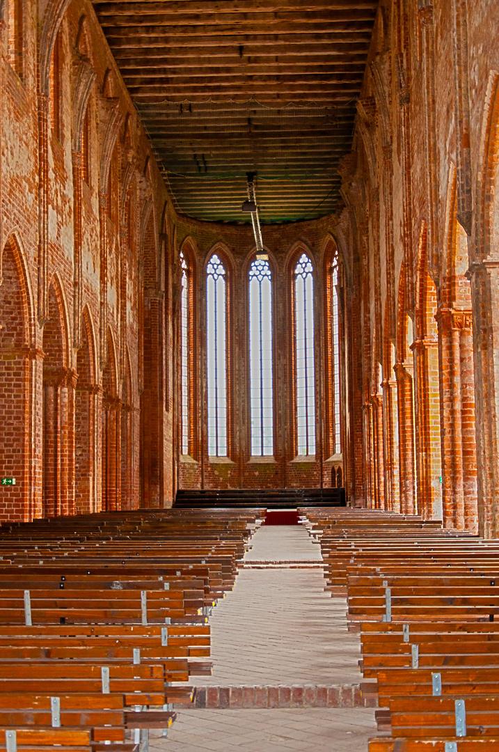 Konzertsaal Kloster Chorin