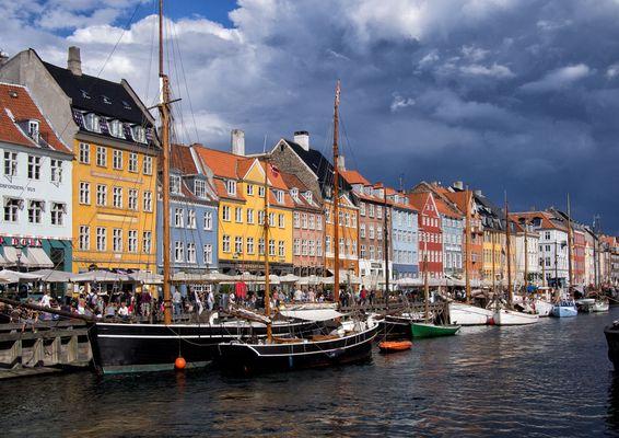 Kopenhagen / Nyhaven