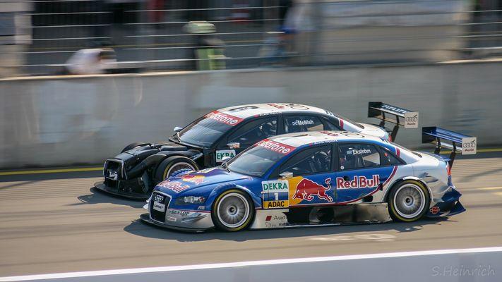 Kopf an Kopf (DTM Norisring 2005)