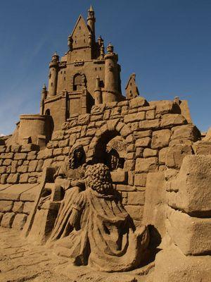 Kopf in den Sand stecken?
