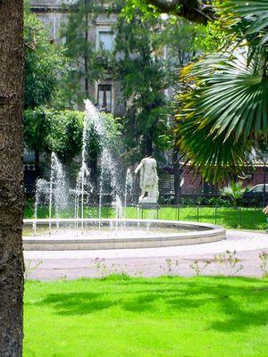 kopflos im park