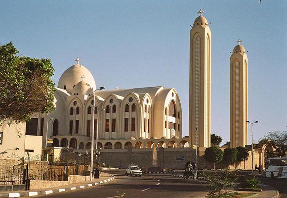 koptische kirche in assuan