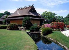 Koraku-en Garten in Okayama
