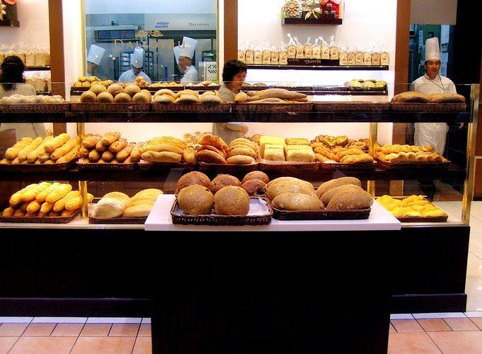 Korea Bäckerei