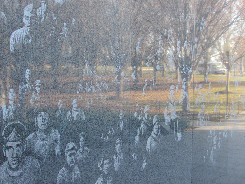 Korean War Veterans Memorial Washington, D.C.