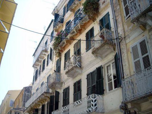 Korfu-Altstadt