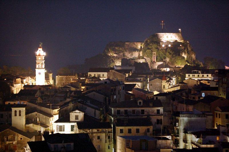 Korfu by Night II