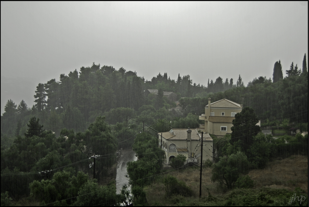 Korfu im Juni