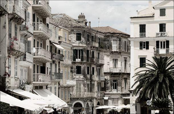 Korfu - Stadt I