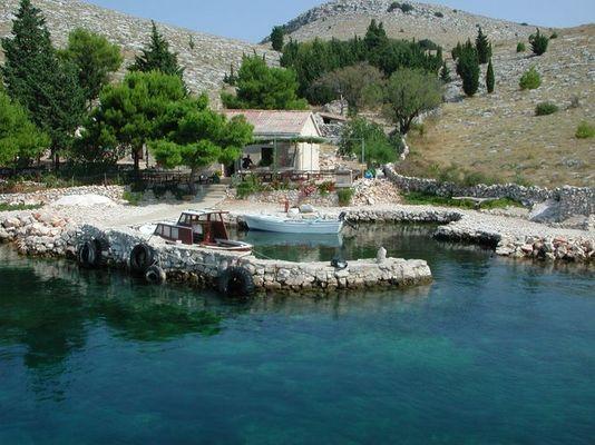 Kornati Insel