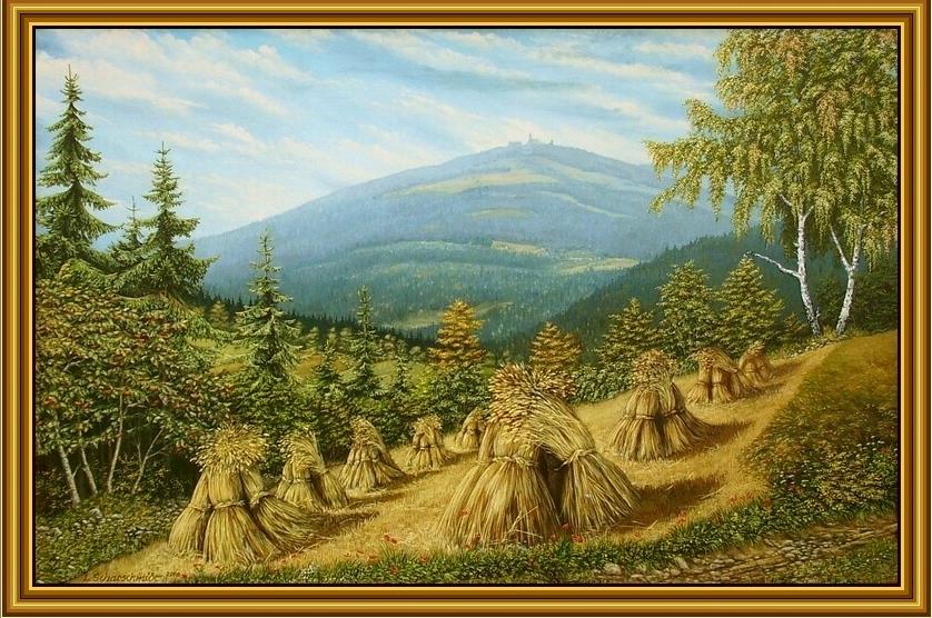 Kornpuppen im Erzgebirge (2010)