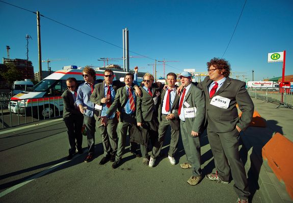 Korrektes Fotografieren Heute: Gruppenfotografie