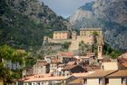 Korsika (7), Corte