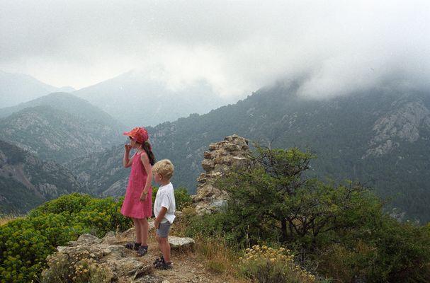 Korsika - Urlaubsknipsbild :-)