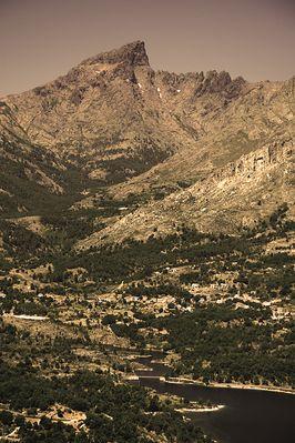 Korsikas Matterhorn (Bitte F11 drücken)