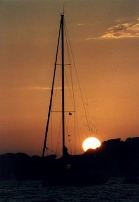 Korsische Sonne