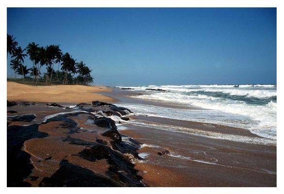 kosa beach