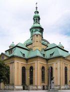 Kosciol p.w.Podwyzsenia Sw. Krzyza:-))))) In Jelina Gora