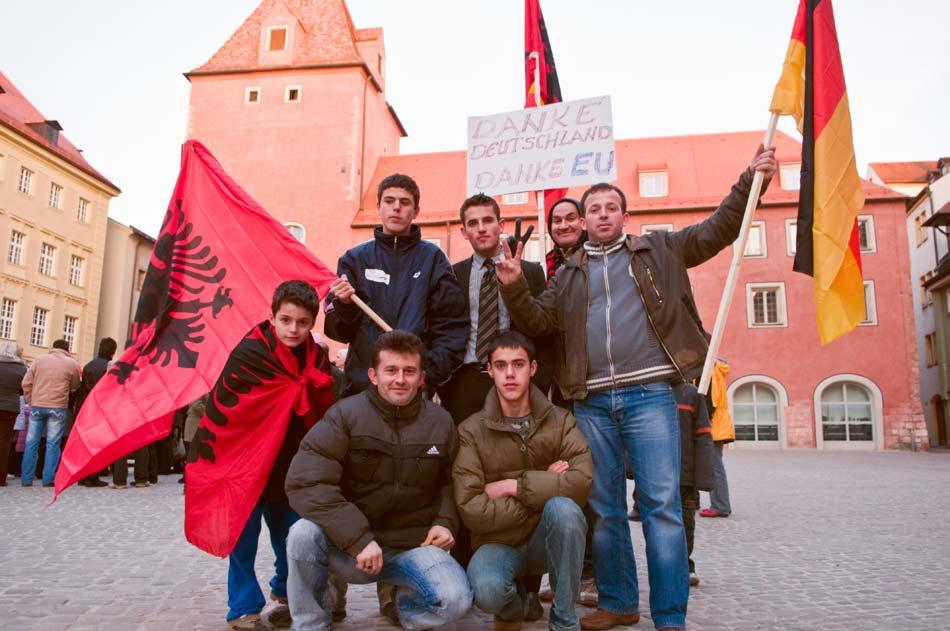 Kosovo ist unabhängig