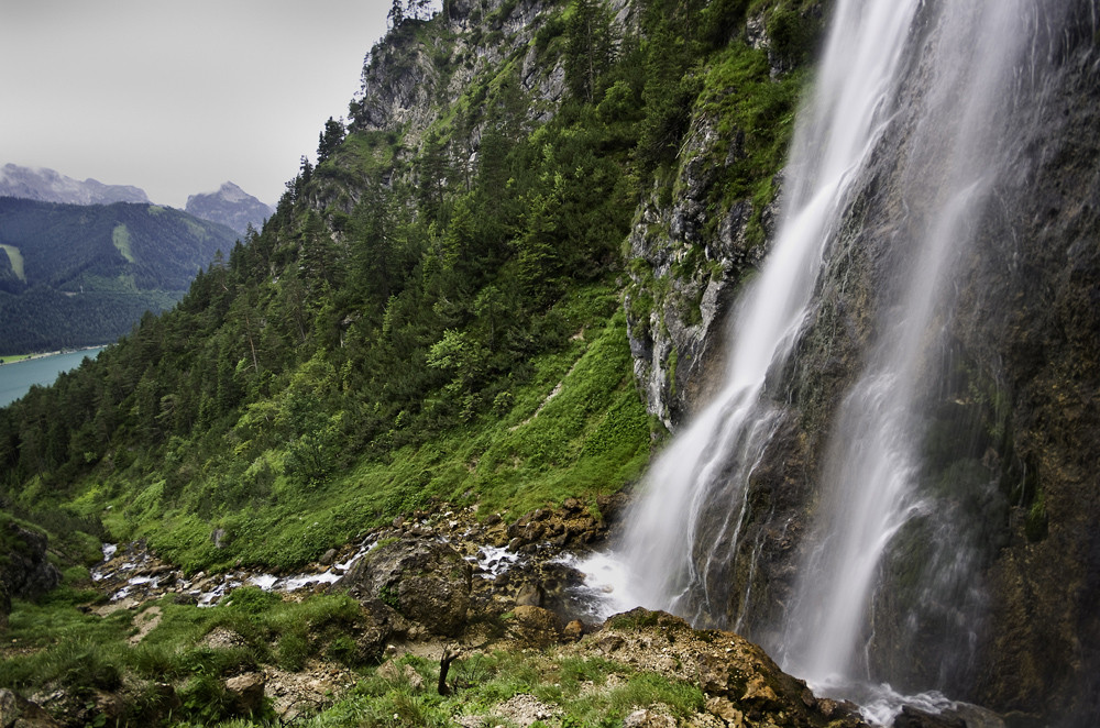 Kotalmtörl VII - Dalfazer Wasserfall