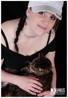 Kothi mit Katze