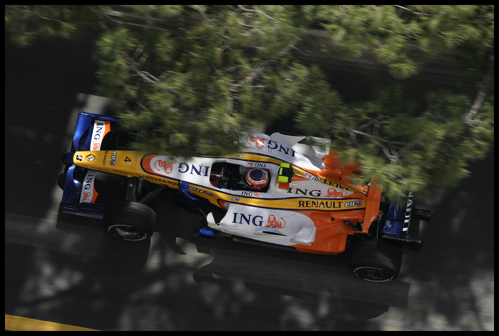 Kovalainen Monaco 07