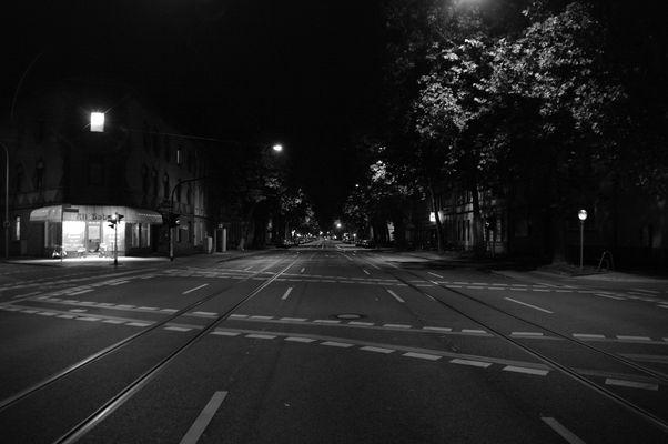 KR bei Nacht
