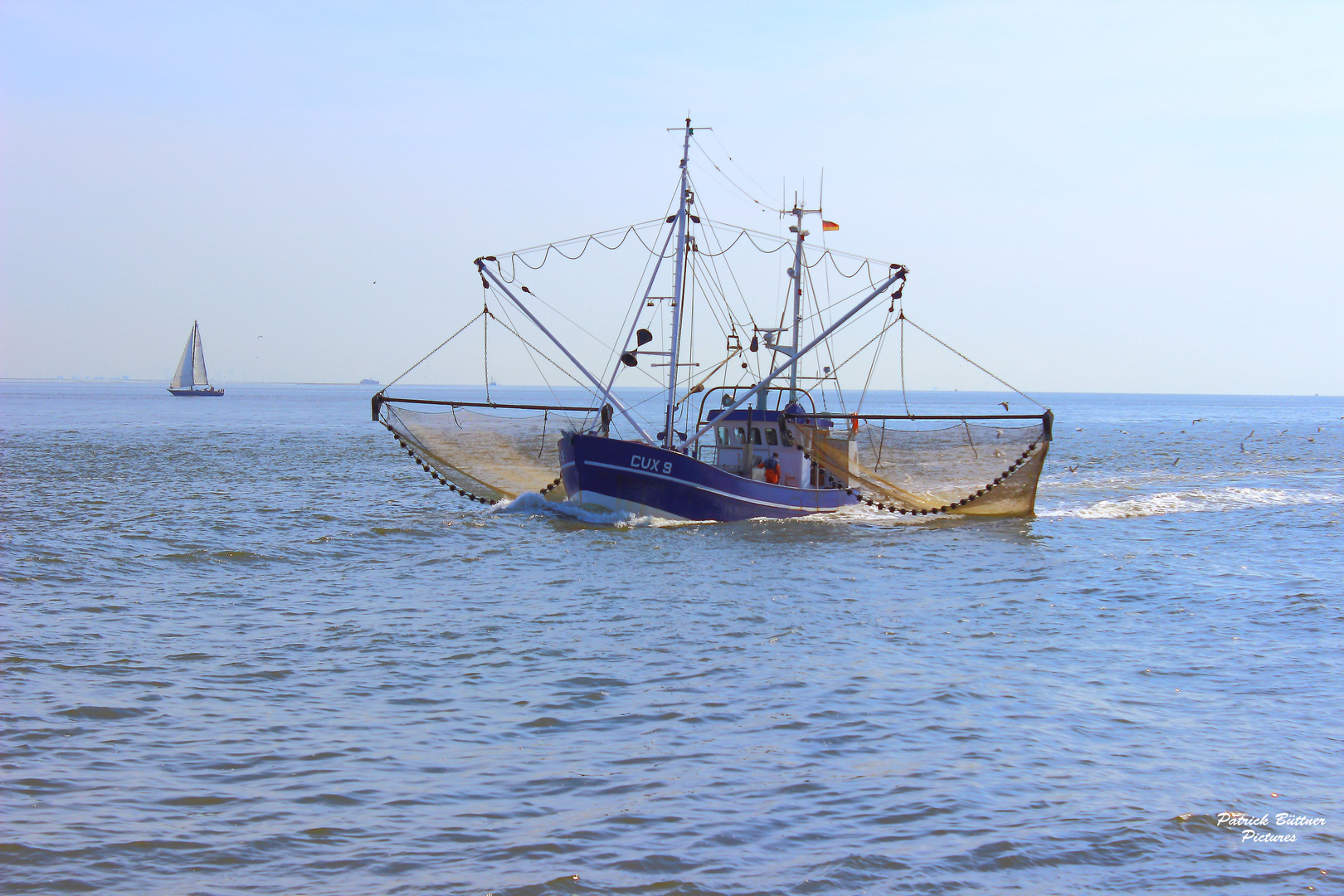 Krabbenkutter CUX9