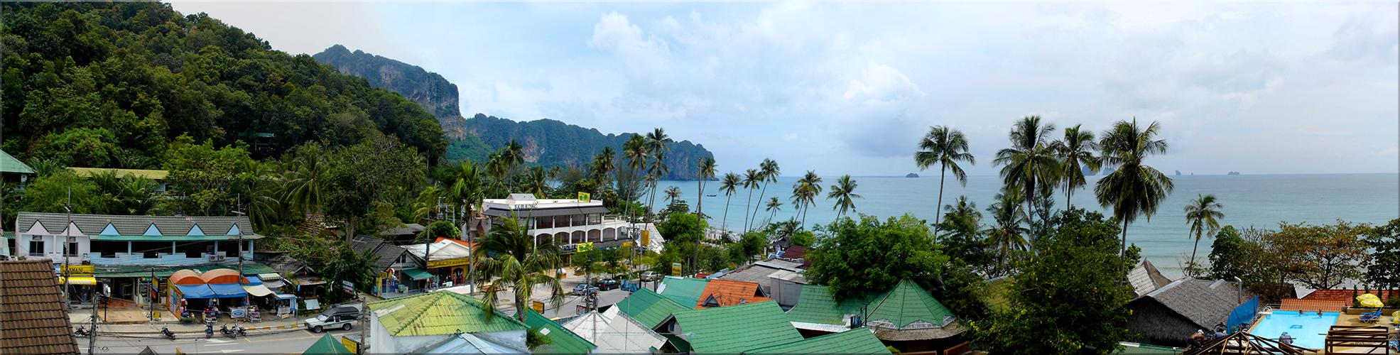 Krabi Hotel View