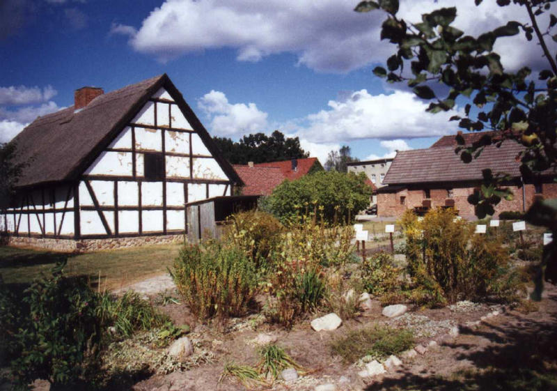 Kräutergarten Alt-Schwerin
