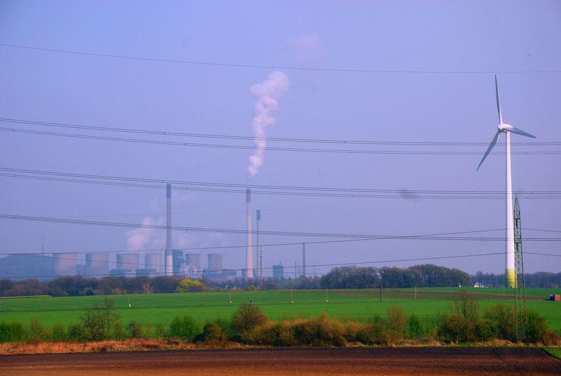 Kraft aus Kohle oder Wind??