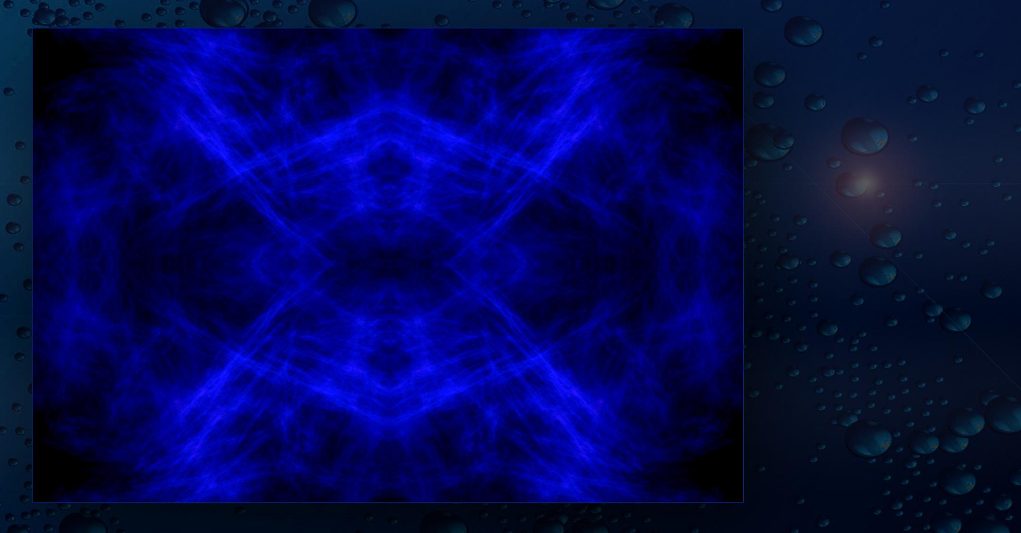 Kraft der Farben – die Farbe Blau