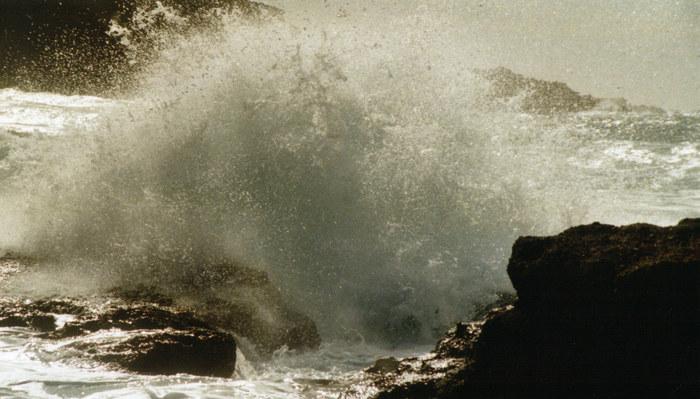 Kraft des Meeres
