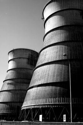 Kraftwerk am Kap