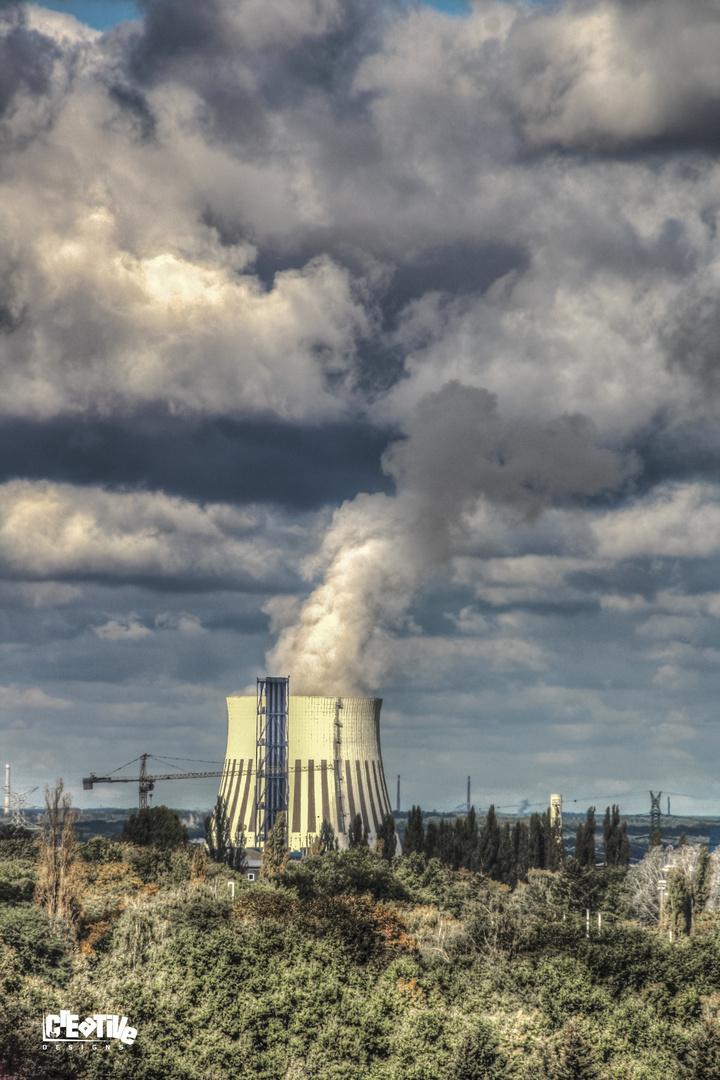 Kraftwerk am Teufelsberg