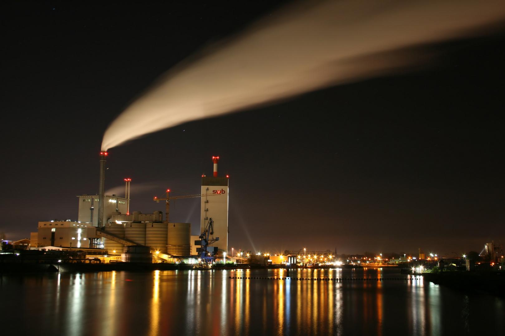 Kraftwerk an der Weser, Teil 2