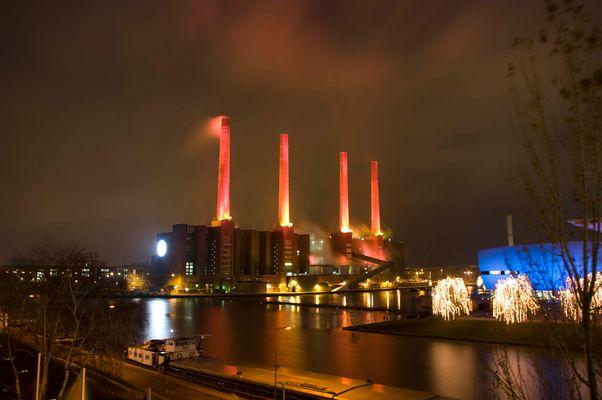 Kraftwerk Autostadt