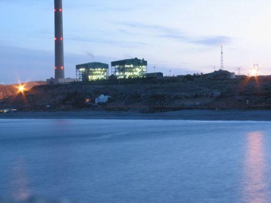 Kraftwerk Carboneras